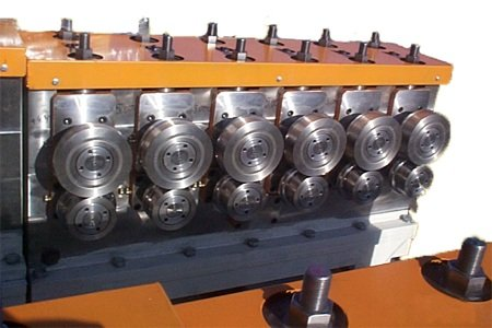 Image of Roll Forming Machinery