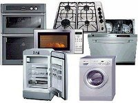 Appliances that use roll formed parts including ovens, microwaves, dishwashers