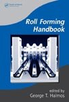 Cover of roll forming handbook by George T. Halmos